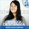 Syauqi Destanika - More Than A Woman (Bee Gees) - Top 24 #SV3