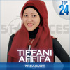 Tiffani Afifa - Treasure (Bruno Mars) - Top 24 #SV3