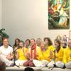 Jay Mata Kali chanted by Yoga Vidya Coop Center Directors