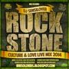 Dj Sensilover - Rockstone (Culture Love Mix)(September, 2014)