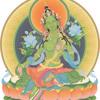 Green Tara - Om Tare Tuttare Ture Soha - Mercedes Bahleda