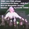 Ach So (Live In Osaka, April 24th 1998)