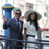 George Clooney's wedding, Nick Jonas' abs and baby Wyatt