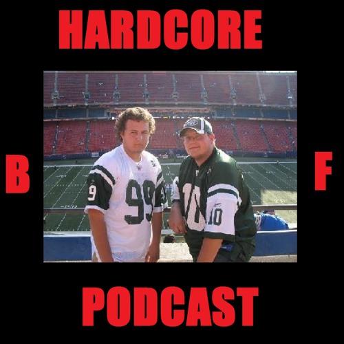 The Hardcore BF Podcast #5 - Let's Go Rangers - 10/4/14