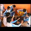 Laskar Pelangi - Nidji (Cover by Renaldi, Ardila, Lia, Suci, Ferdy. Gitar by Syahrul)