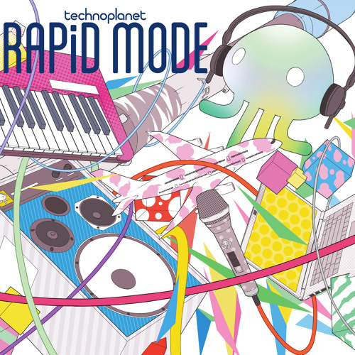 "3rd Album ""RAPiD MODE"" XfadeDemo"