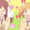 Won Chu KISS ME! [Tv Size] - Sakura Trick OP - Natsumi