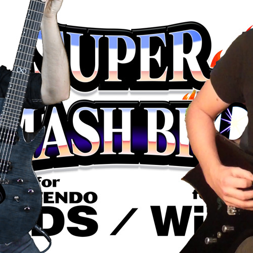 "Super Smash Bros 4 Theme ""Epic Rock"" Cover (Feat. ArtificialFear)"
