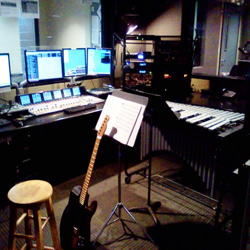Free Improvisation 1 (Vibes & Guitar Duo)