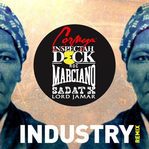 Cormega - Industry (Deluxe Remix) feat. Inspectah Deck, Roc Marciano, Sadat X, Lord Jamar