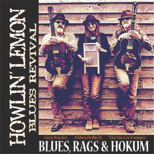 Black Eye Blues • Howlin' Lemon Blues Revival