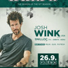 Snilloc - Warm up before Josh Wink @ Elektra, Fléda, Brno, CZ (26.09.2014)