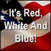 Dave Lauber - It's Red White And Blue