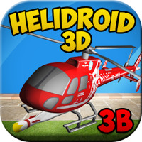 Helidroid 3B : 3D RC Copter - OST - 01