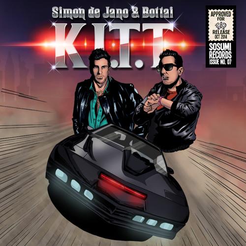 Simon De Jano & Bottai vs. The Magician - Kitt vs. Sunlight (Kryder Edit)