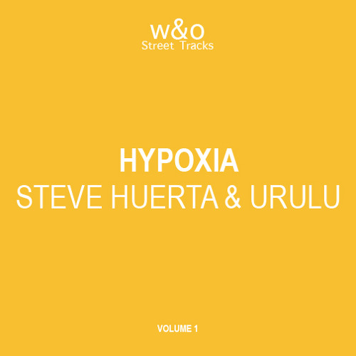 Urulu and Steve Huerta - 25 Cent Color EP