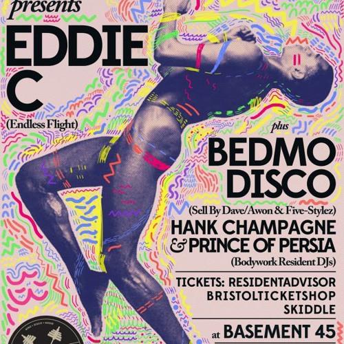The Bedmo Disco Workout Mix for BODYWORK pres... EDDIE C @ Basement 45, Bristol