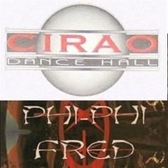 Phi-Phi & Fred & Nicolas@Cirao (full night 22-10-1994)