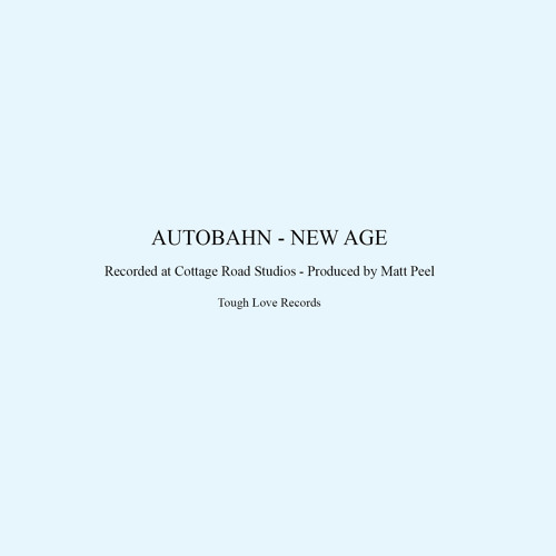 AUTOBAHN - New Age (free download)