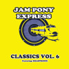 Jam Pony Express Miami Bass Classics Vol. 6