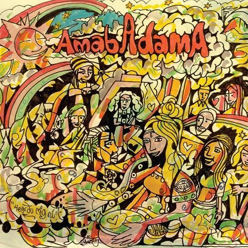 AmabAdamA - Gaia