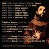 St. Francis of Assisi- Peace Prayer