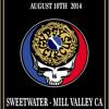 DEAL - Gypsy Circus at Sweetwater Music Hall 8/10/14 w/ Jeff Chimenti, Sunshine Becker, Mark Karan.