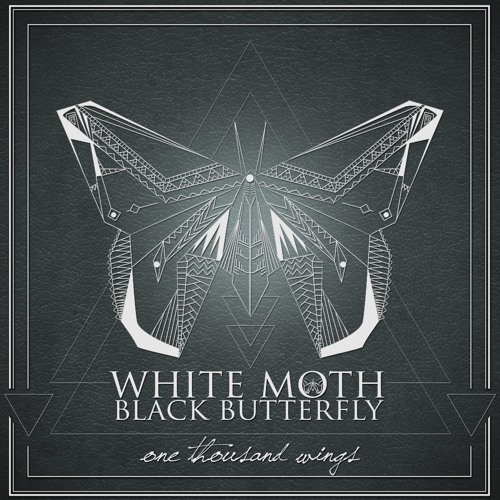 Reluctance - WHITE MOTH BLACK BUTTERFLY