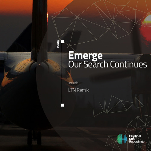 Emerge - Our Search Continues [ ESR206 ] OUT NOW