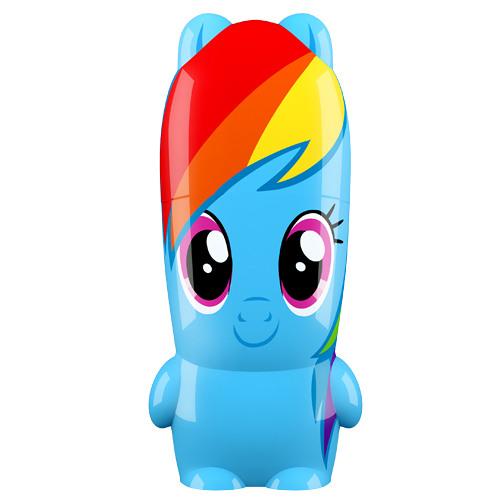 "My Little Pony X MIMOBOT® - Rainbow Dash ""I Hate Losing My Flashdrive"""