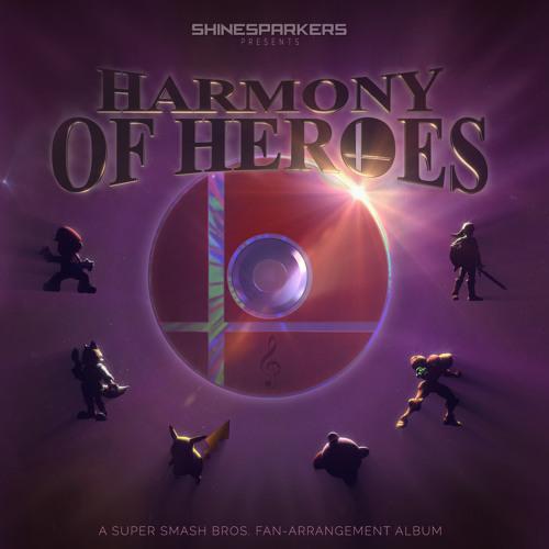 Mirror of Twilight - The Legend of Zelda (Harmony of Heroes) by Sean Haeberman