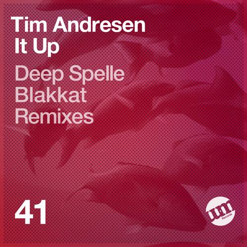 Tim Andresen - Alone (Original Mix) - UM Records