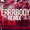 "Yo Gotti feat. Lil Wayne and Ludacris - ""Errrbody"" (Remix)"