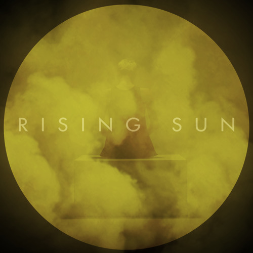 Rising Sun - WHITE MOTH BLACK BUTTERFLY