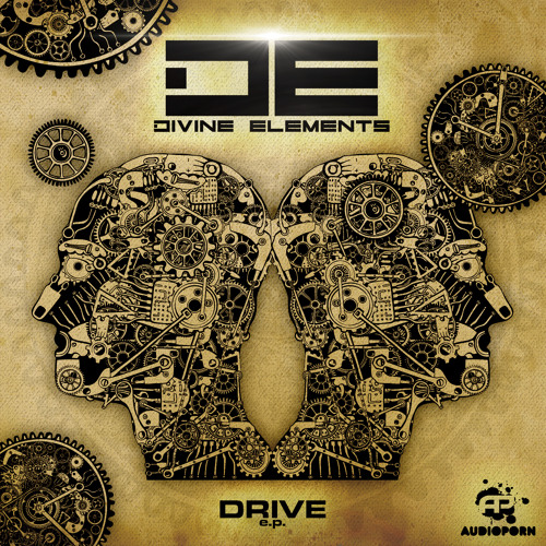 Divine Elements feat. MC Dino - Heart On Fire  [AudioPorn Records]