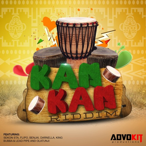 Kan Kan Riddim Instrumental by AdvoKit Productions | Free Listening