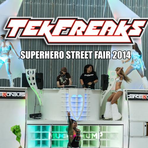 TekFreaks at SHSF 2014