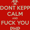 Fuck You PHP
