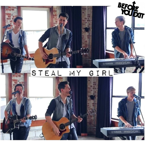 One direction steal my girl cover by before you exit by alison chan