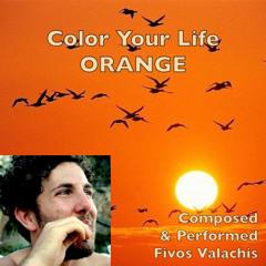 Color Your Life, Orange ( spotify http://open.spotify.com/artist/25SRM5wLczZ3uTLcVXRoe7 )