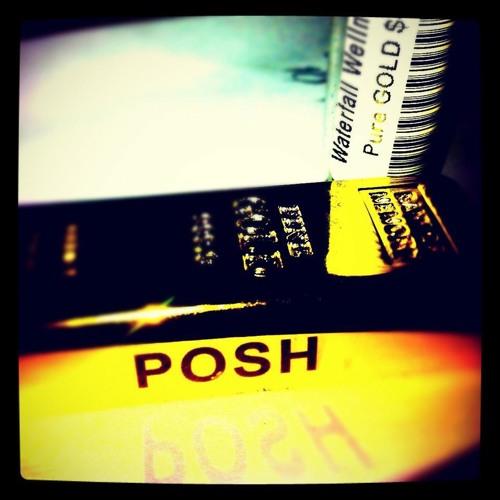 pOSH_Honey Hole