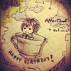 """[HBD to Me & Thx for Everyone] I hope my """"Intention"""" is not """"too late to tell"""" [7 Oct 2014]"""