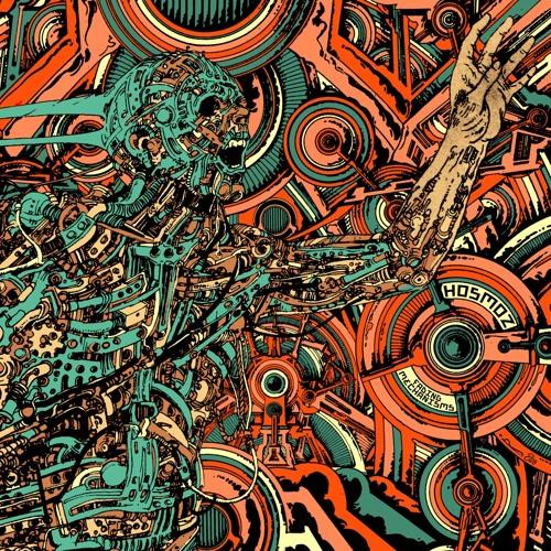 Hosmoz - Fading Mechanisms (incl. FAUSTEN, TRDLX, DAED remixes)