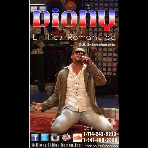 ~Diony El Mas Romantico~> Bachata Mix En ViVo~