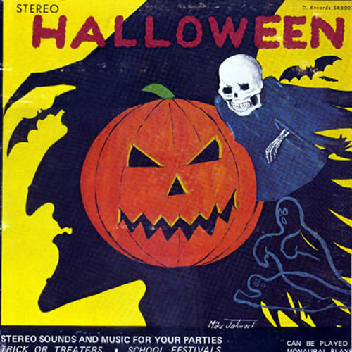 Halloween: Stereo Sounds and Music for Your Parties