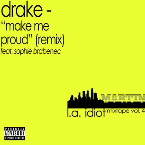 Martin Sanchez - Drake - Make Me Proud (Remix) Feat. Sophie Brabenec & Martin(1)