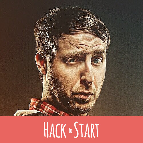 HackToStart Episode 5 Josh Pigford