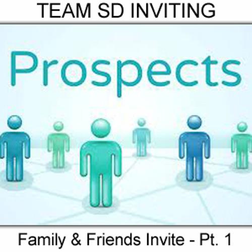 Family & Friends: Invite Pt 1