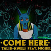 Talib Kweli ft Miguel -come here (B/W) Touch it- BUSTA RHYMES
