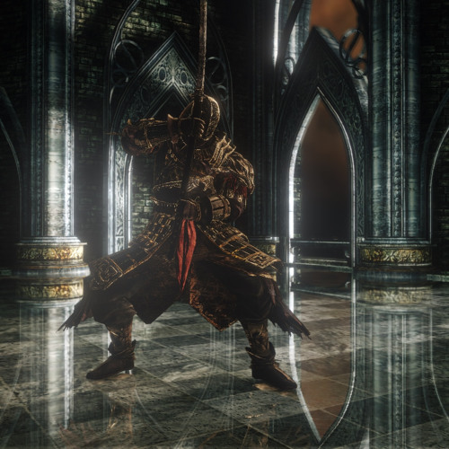 Dark Souls 2 ~ Crown of the Old Iron King DLC ~ Sir Alonne